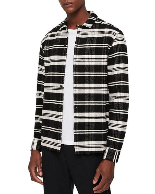 ALLSAINTS - Cervino Checked Shirt Jacket