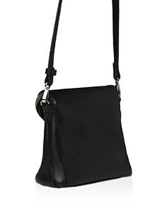 Whistles - Victoria Mini Pebbled Leather Crossbody Bag