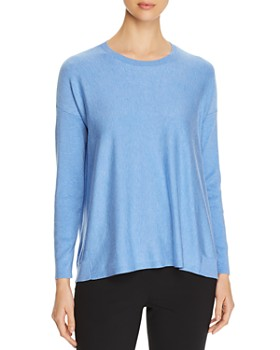 Eileen Fisher - Drop-Shoulder Sweater