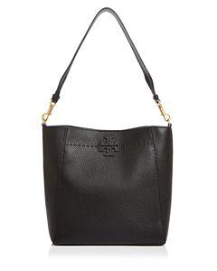 e8a7bef6bae1 Tory Burch McGraw Leather Swingpack
