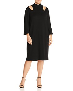 Love Scarlett Plus - Cutout Sweater Dress - 100% Exclusive