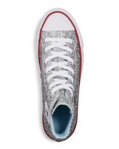 Converse - x Chiara Ferragni Women's Chuck Taylor Glitter High Top Sneakers