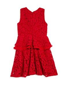 Bardot Junior - Girls' Ingrid Lace Ruffle Dress - Big Kid