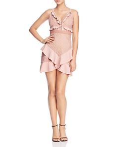 Bardot - Fae Lace Mini Dress