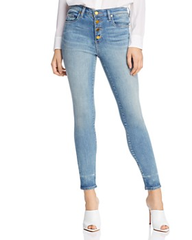 f716e88127318 BLANKNYC - High-Rise Skinny Jeans in Portland - 100% Exclusive ...