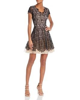 Nha Khanh - Floral Lace Dress