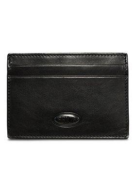Bric's - Monte Rosa Slim Card Case + Money Clip