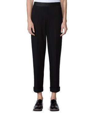 Bailey 44 Payoff Embellished Tuxedo Pants