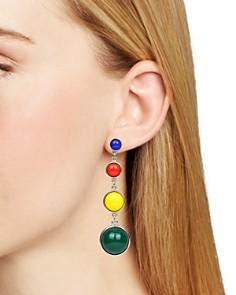 Ben Amun - Graduated Drop Earrings