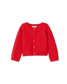 Jacadi - Girls' Patch-Pocket Cardigan - Baby