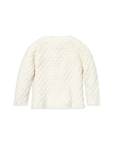 Ralph Lauren - Girls' Patchwork Cotton Cardigan - Baby