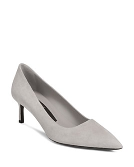 Via Spiga - Women's Nikole 55 Kitten Heel Pumps