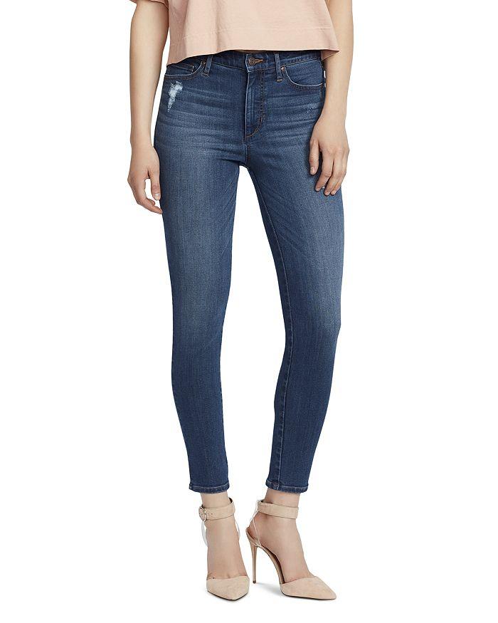 Ella Moss - High-Rise Ankle Skinny Jeans in Sam