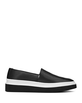 Via Spiga - Women's Travis Slip-On Platform Sneakers