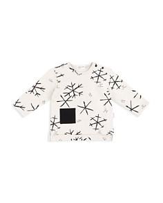 Miles Baby - Boys' Snowflake Shirt - Baby