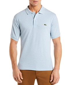 Lacoste - Heathered Pique Polo