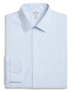 Brooks Brothers - Triple-Check Classic Fit Dress Shirt