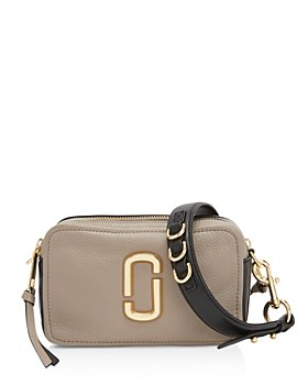 MARC JACOBS - The Softshot 21 Leather Crossbody