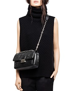 Zadig & Voltaire - Grace Sleeveless Cashmere Sweater