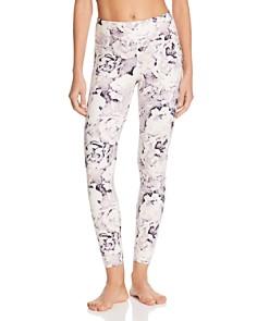 Varley - Crenshaw Floral Print Leggings