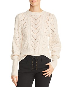Joie - Leti Pointelle Sweater
