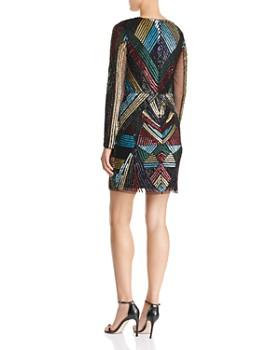 Aidan by Aidan Mattox - Embellished Cocktail Dress