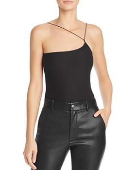 Alix - Kane Asymmetric Bodysuit