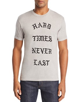 Kinetix - Hard Times Graphic Tee