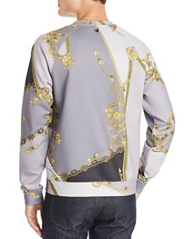 Versace Collection - Barocco Color-Block Sweatshirt