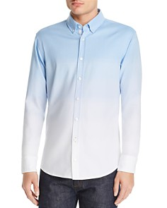 BOSS Hugo Boss - Mabsoot Gradient-Print Slim Fit Button-Down Shirt