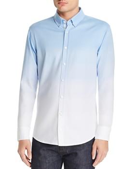 ccc3baf68ab BOSS Hugo Boss - Mabsoot Gradient-Print Slim Fit Button-Down Shirt