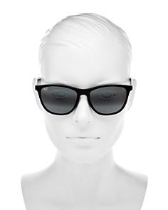 Maui Jim - Women's Sugar Cane Mirrored Square Sunglasses, 57mm