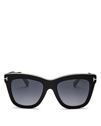 Tom Ford - Women's Julie Square Sunglasses, 52mm