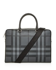 Burberry - London Check Ainsworth Briefcase
