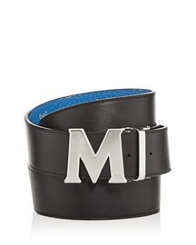 c5b0f4869400a4 ... MCM - Men s Visetos Logo Monogarm Reversible Belt