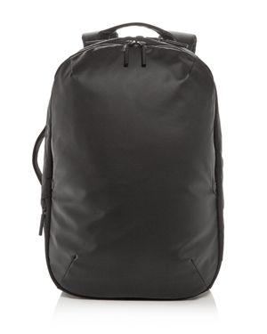 AER Tech Pack Cordura Backpack in Black