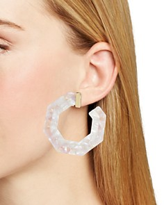 BAUBLEBAR - Deidre Hoop Earrings