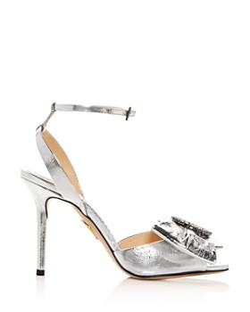 Charlotte Olympia - Women's Salome Embellished High-Heel Sandals