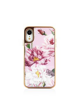 Ted Baker - Glass Inlay iPhone XR Case