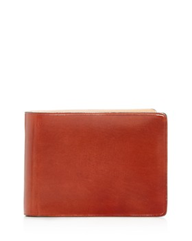 Il Bussetto - Il Bussetto Leather Bi-Fold Wallet - 100% Exclusive