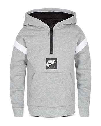 Nike - Boys' Air Fleece Hoodie - Little Kid