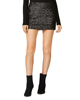 Bailey 44 - Sequined Mini Skirt