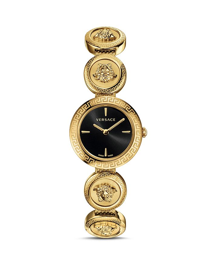 bfda221be6e Versace Collection Medusa Stud Icon Watch