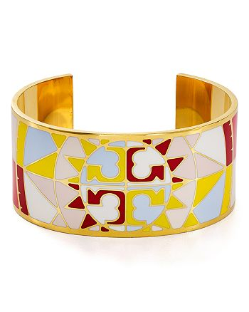 Tory Burch - Constellation Open Cuff Bracelet