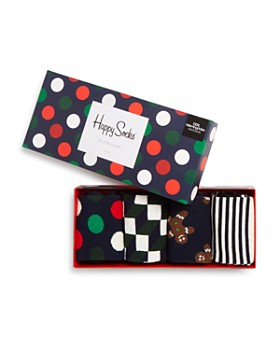 Happy Socks - Holiday Socks Gift Box - 100% Exclusive