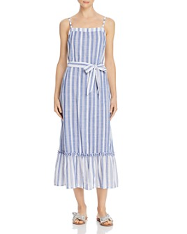 Suboo - Vista Stripe Midi Dress