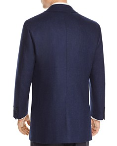 Canali - Solid Wool Coat