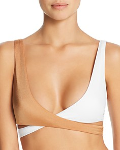 Tori Praver - Joy Bikini Top