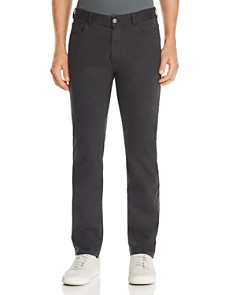 Canali - 5-Pocket Regular Fit Pants