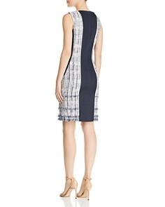 Elie Tahari - Leontine Tweed Dress
